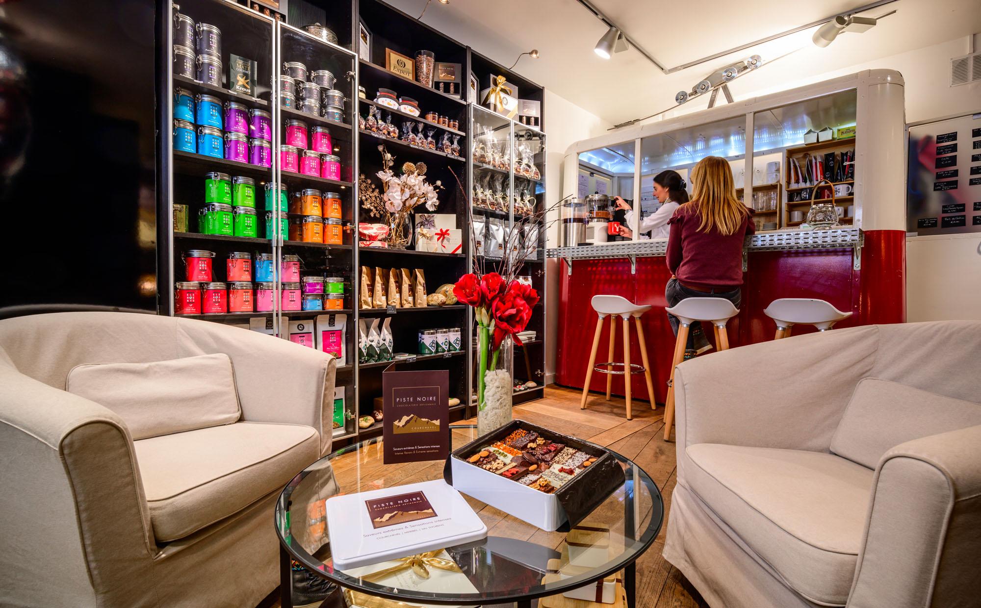 Café – boutique
