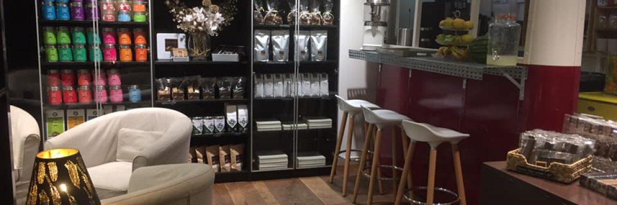 Chocolaterie Piste Noire cafe and boutique