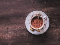 Best hot chocolate in Courchevel
